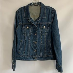 J.Crew Denim Jacket EUC Sz Medium